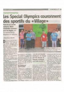article  SOB Marie France Philippo 1er juin 2015